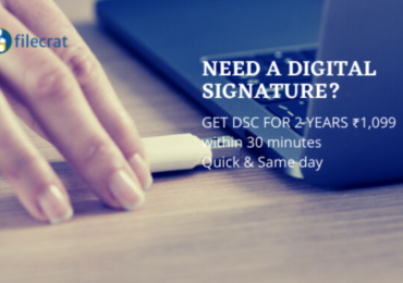 Applying for a Digital Signature Certificate [Infographic]