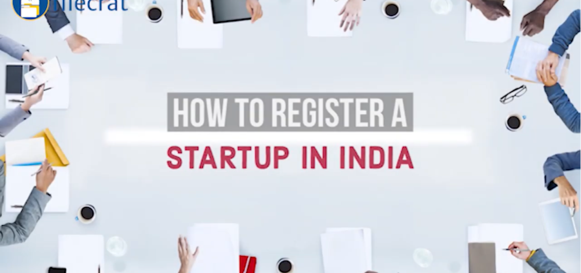 Startup Recognition from DPIIT   Startup Registration